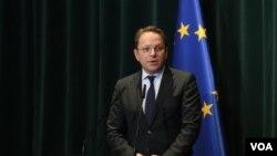 Oliver Varhelyi, komesar za proširenje EU