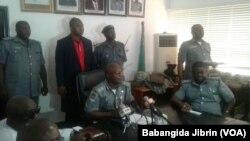 Shugaban Hukumar Kwastam Reshen Tashar Ruwa Ta Tin Can A Lagos