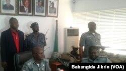 Shugaban Hukumar Kwastam Reshen Tashar Ruwa Ta 'Tin Can' A Lagos