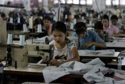 Promoting Trade With Burma
