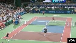 World team tennis - neuobičajena liga profesionalnog tenisa
