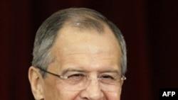 Глава российского внешнеполитического ведомства Сергей Лавров (архивное фото)