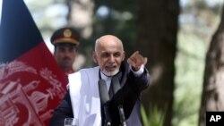 阿富汗新总统加尼