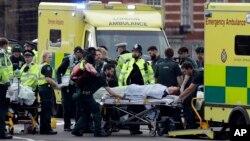 وضعیت هفت تن از زخمی شدگان این رویداد وخیم خوانده شده است