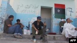 Լիբիայի ժամանակավոր կառավարության մարտիկները պատրաստվում են գրոհել Քադաֆիի պատվարը