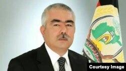 Abdul Rashid Do'stum Islomiy uyg'onish partiyasini boshqaradi