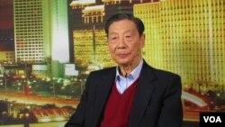 天则经济研究所创办人之一、自由派经济学家茅于轼 (资料照片)