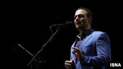 علیرضا قربانی، خواننده ایرانی