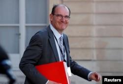 فرانسیسی وزیر اعظم یون کاسٹکس، فائل فوٹو