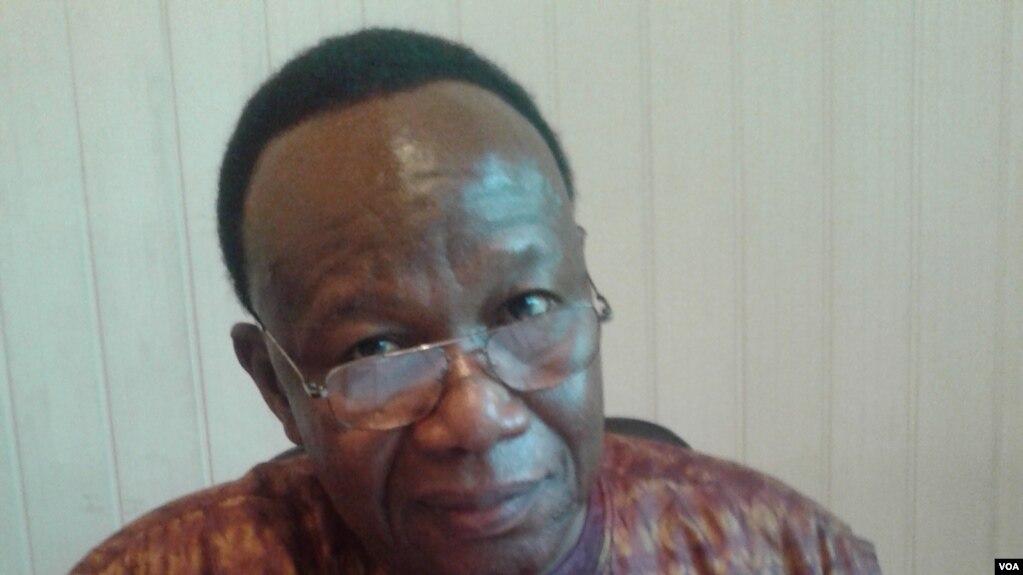 Professor Boubakar Namory Keita