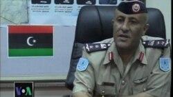 利比亚临时领导人与外国官员讨论援助需求
