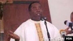 Angols Bispo Cabinda Dom Filomeno de Nascimento Vieira Dias