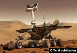 NASA Mars'a yalnızca keşif robotları gönderebildi