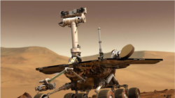 Opportunity အာကာသစူးစမ္းယာဥ္ လုပ္ငန္းေတြအဆံုးသတ္