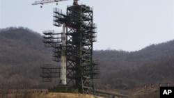 北韓衛星發射基地(資料圖片)