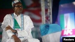 Le candidat à la présidentielle Atiku Abubakar, à Lagos, le 11 décembre 2014.