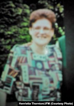 The only known image of Magdalene Laundry survivor, Margaret Bullen