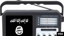 د خلافت غږ رادیو نشرات د تیرې یوې میاشتې راهیسې د ننګرهار په ولایت کې پیل شوي وو.