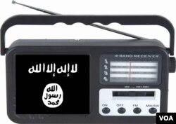 نشرات رادیویی داعش در ولایت ننگرهار توسط طیارۀ بدون سر نشین امریکا از بین رفت
