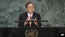 شام مظاہرین کے خلاف کارروائی فوری طور پر بند کرے: اقوام متحدہ