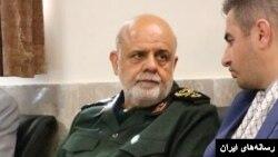 احمد مسجدی از زمان جنگ عراق و ایران در پایگاه برون مرزی سپاه فعالیت داشت.