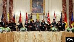 آقای تیلرسون در نشست انجمن ملل آسیای جنوب شرقی