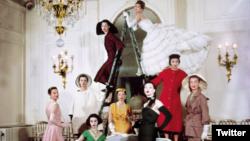 نمایشگاه «کریستین دیور، طراح رویایی» در موزه هنرهای تزئینی پاریس