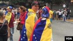 Opositores de Nicolás Maduro salen el miércoles 23 de enero de 2019 a las calles de Venezuela para exigir un cambio de gobierno que ponga fin a la severa crisis que vive el país.