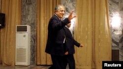 Cпецпредставитель США по афганскому примирению Залмай Халилзад