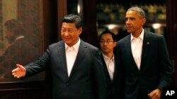 Američki i kineski predsednici na sastanku APEC-a u Pekingu