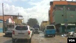 Rua Machado Saldanha, Luanda