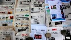 世界新聞自由日。
