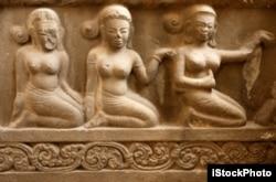 Các tác phẩm điêu khắc ở Bảo tàng Champa, Đà Nẵng