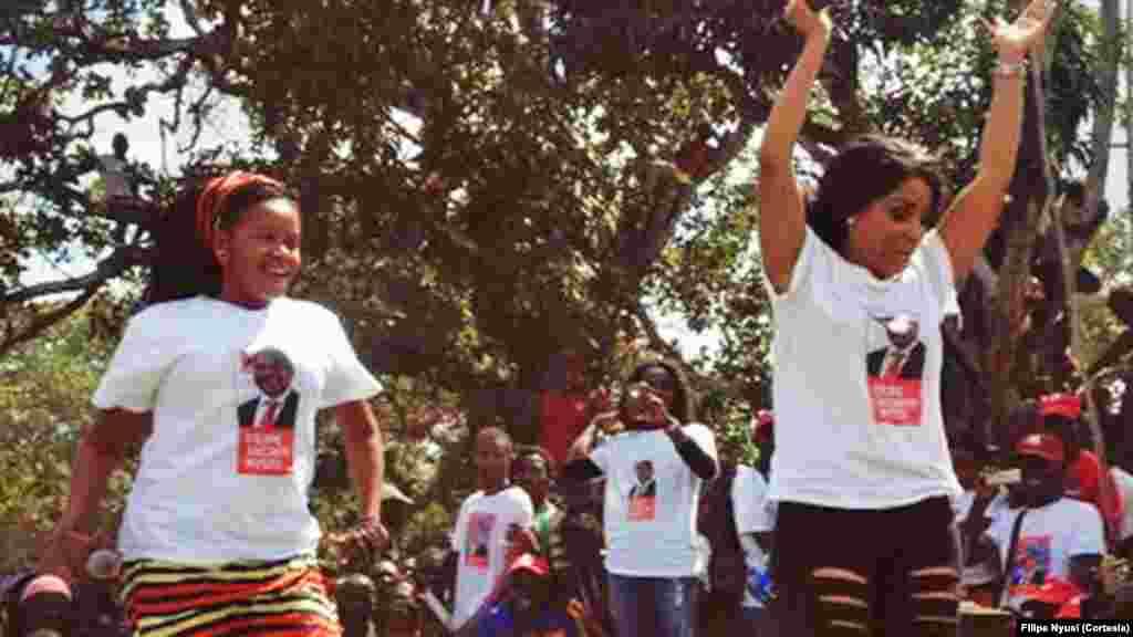 Campanha Eleitoral 2014 FRELIMO