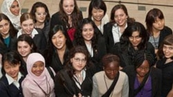 Delegates of the G(irls) 20 Summit