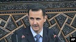 اعلام اقدامات اصلاحات توسط رئیس جمهور سوریه
