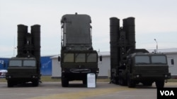 Система ПВО российского производства С-400