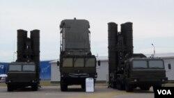 سامانه دفاع موشکی اس۴۰۰ روسیه - آرشیو