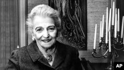 赛珍珠是第一位获得诺贝尔文学奖的美国女作家