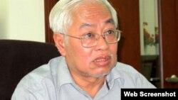 Ông Trần Phương Bình. (Ảnh chụp màn hình từ Tuổi Trẻ)