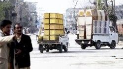 بمبگذار انتحاری ۲۷ سرباز را در پاکستان به هلاکت رساند