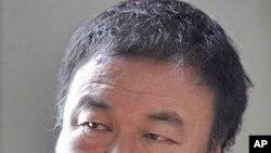 中國藝術家艾未未(資料圖片)