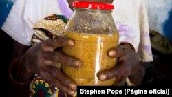 Projeto de manteiga de amendoim ajudou 30 pacientes em Cabo Delgado