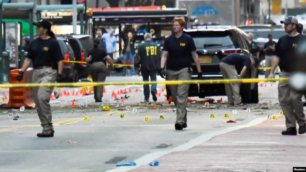 Guvernatori i Nju Jorkut: shpërthimi, akt terrorist