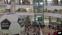 Zračna luka u Johannesburgu
