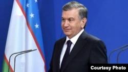 O'zbekiston Prezidenti Shavkat Mirziyoyev. Germaniya, 21-yanvar, 2019.