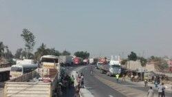 Ataques impedem deslocações ao centro de Moçambique