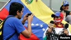Los periodistas en Venezuela enfrentan cada vez más riesgos para ejercer su profesión según el Sindicato de Trabajadores de la Prensa de Venezuela.