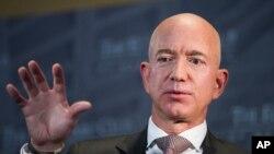 Dono da Amazon diz que National Enquirer tem motivações políticas