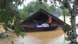 در جاری شدن سیل در اندونزی و ویتنام بیش از ١٠٠ تن کشته شدند